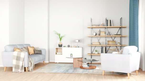 modern nappali belső