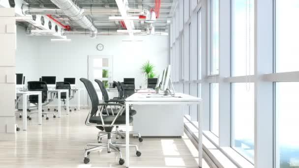 Moderní kancelářská recepce