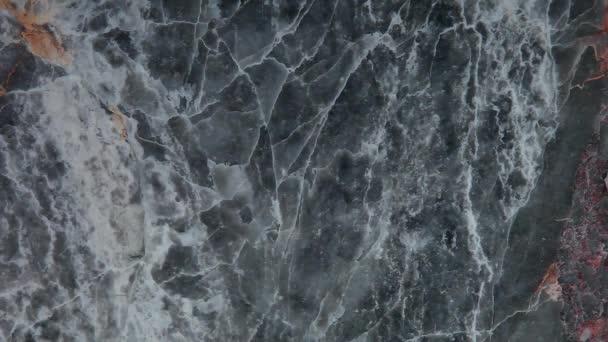 Přírodní mramor kamenné záběry hd