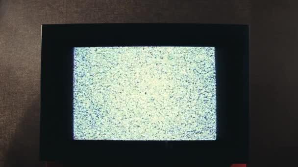 régi törött tv hd felvételeket senki sem