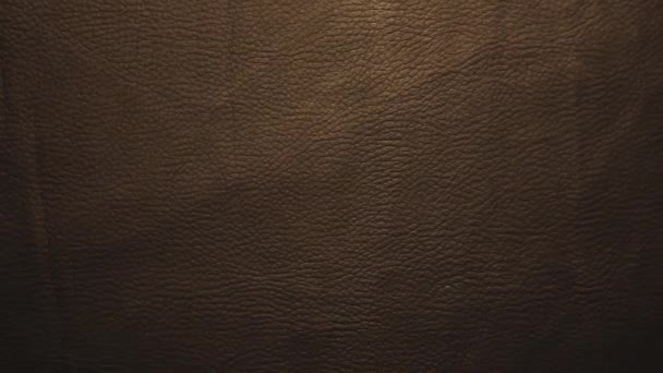 brown leather background hd footage