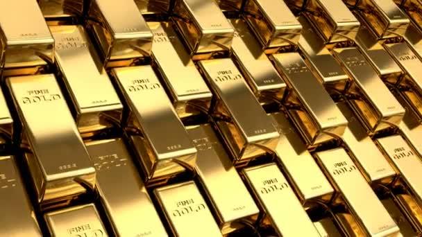 Schody vyrobené ze zlatých barů, smyklihodné animace. Úspěch nebo získání bohatých konceptů
