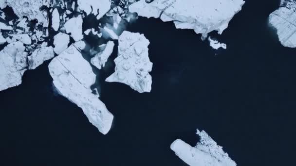 Úszó jéghegyek antenna