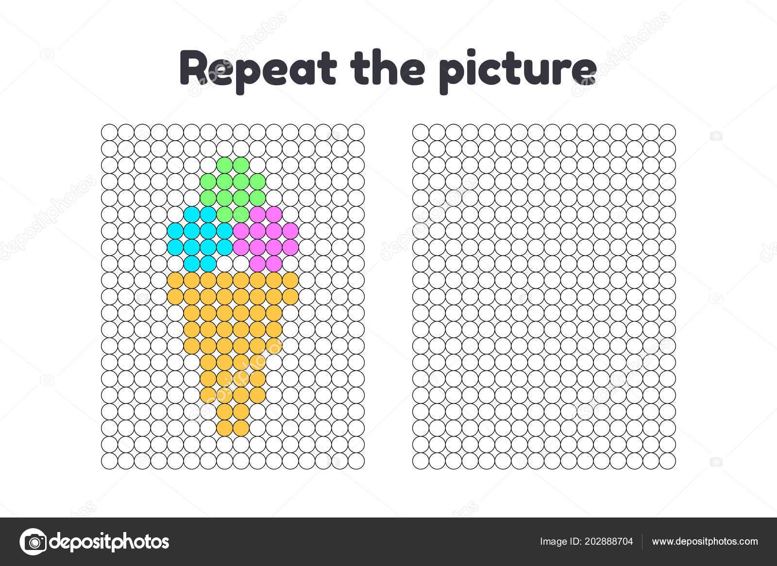 векторные иллюстрации игра для детей дошкольного возраста