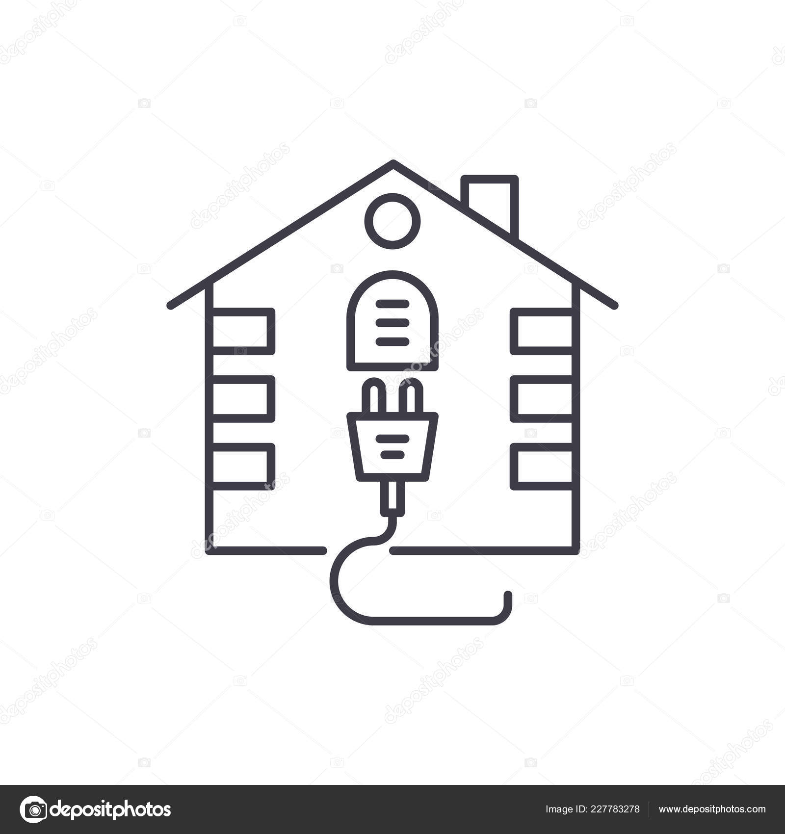 House Electrical Symbols Electrical Wiring Symbols House Electrical