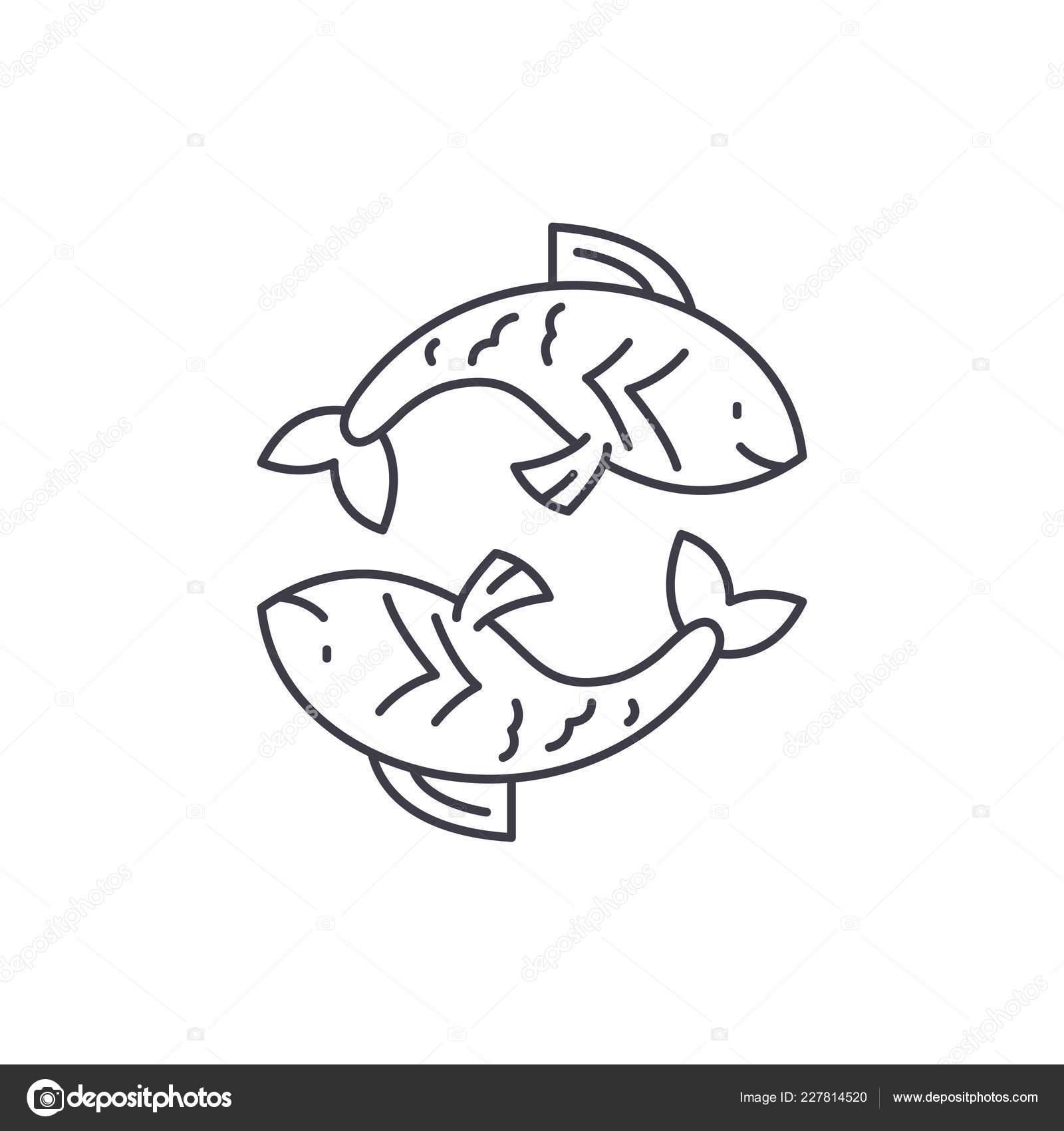 fisch sternzeichen symbol