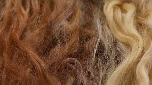 Výroba paruky, opravdové paruky, krásné umělé vlasy