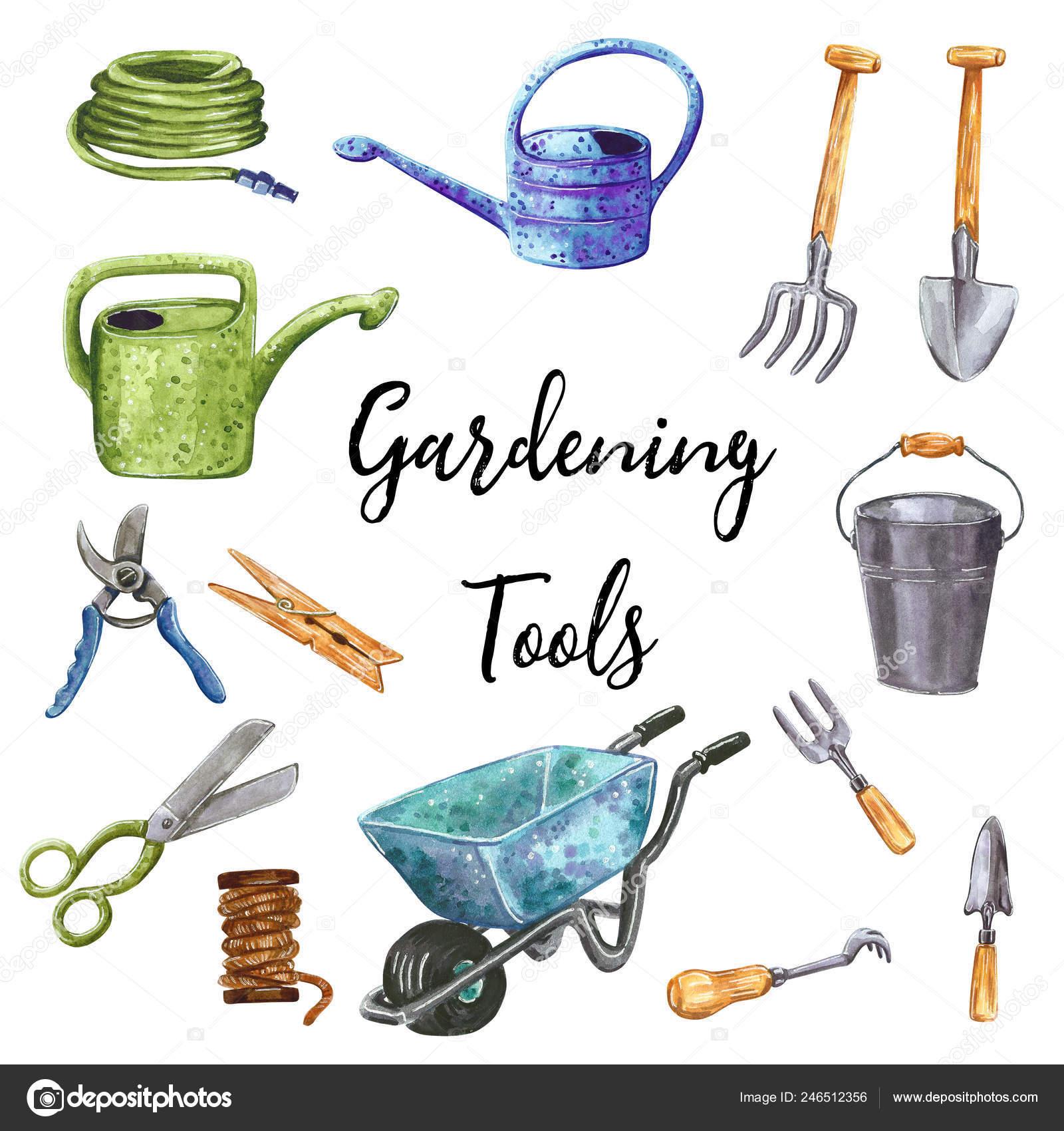 Clipart: Clip Art Garden Tools
