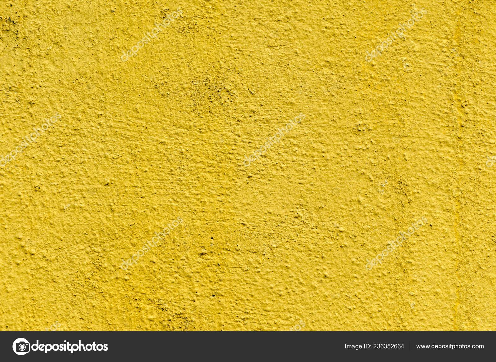 Moutarde Rude Béton Surface Sans Soudure Inégal Abstraite