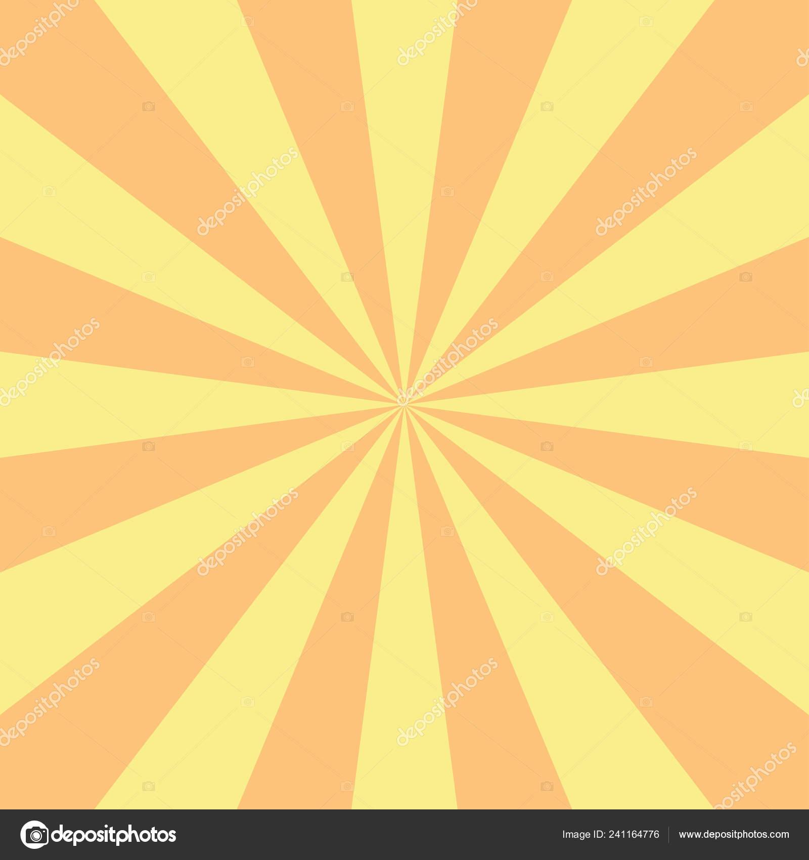 8d550f35f4ae8 Sunlight background. Yellow and orange color burst background. Fantasy  Vector illustration. Magic Sun beam ray sunburst pattern background.