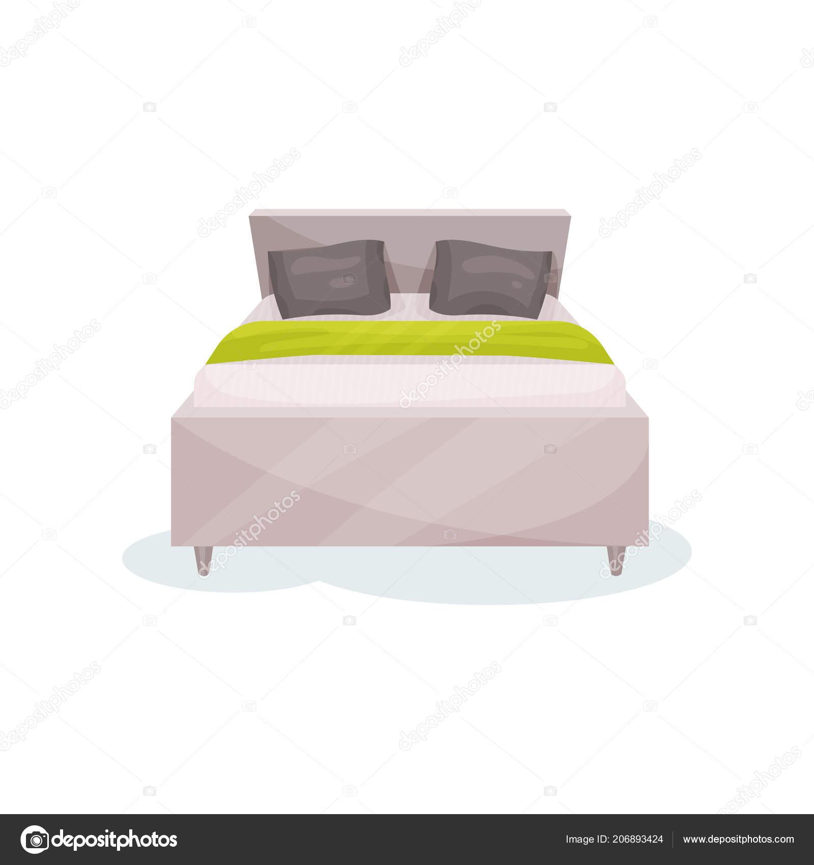 Letto matrimoniale, camera da letto mobili, interior design ...