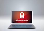 Notebook notebooku s ransomwarovým virem