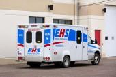 EHS Emergency Vehicle