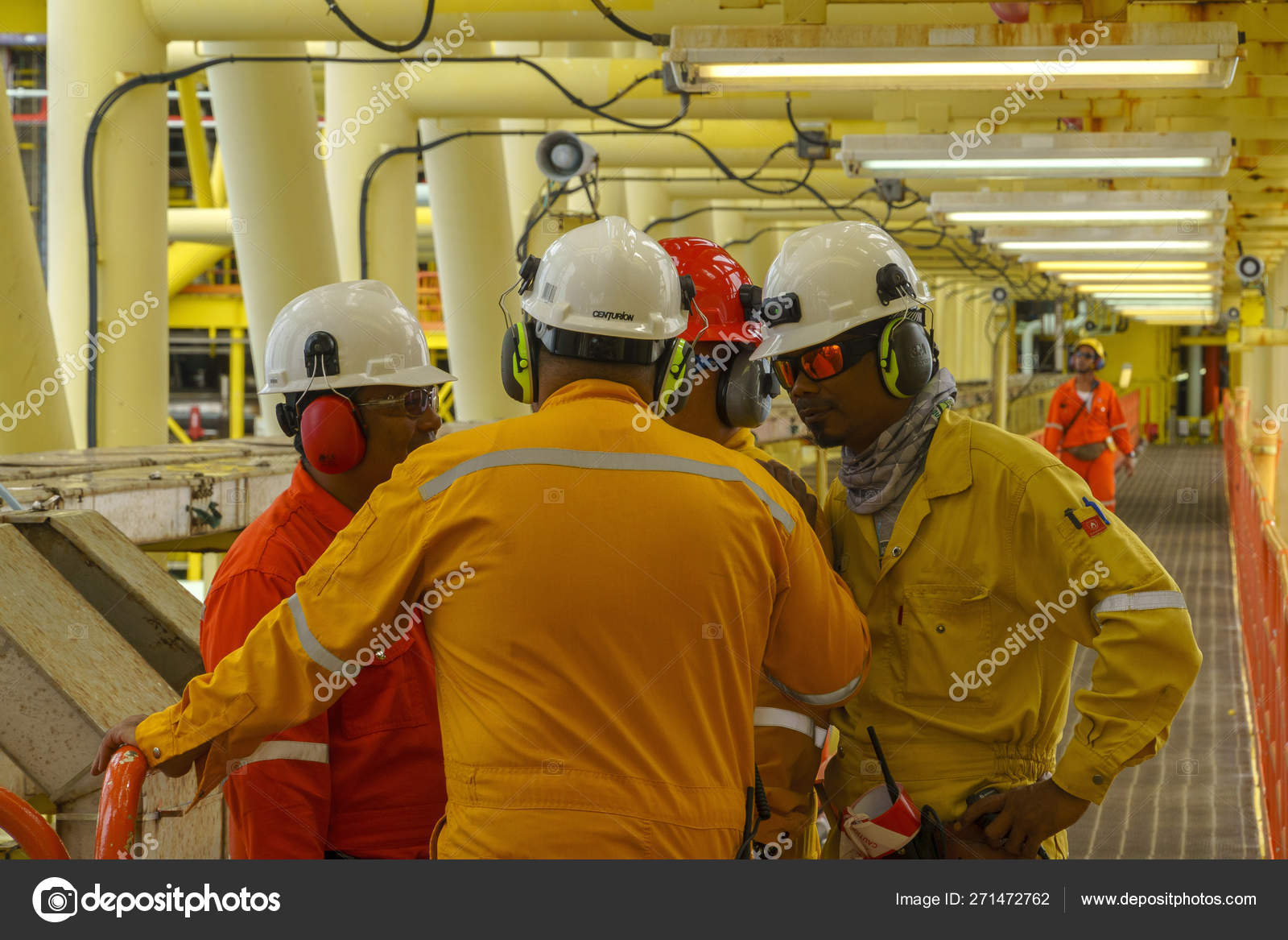 Oil and gas industry  – Stock Editorial Photo © karlstury
