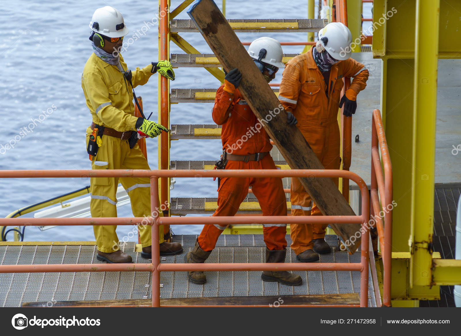 oil and gas industry  – Stock Editorial Photo © karlstury #271472958