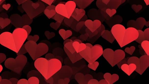 pozadí červené srdce