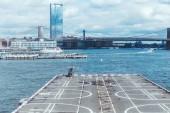 Manhattan a brooklyn most v new Yorku, usa