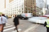 New York, Usa - 8. Oktober 2018: Kinofilm Street New York City, usa