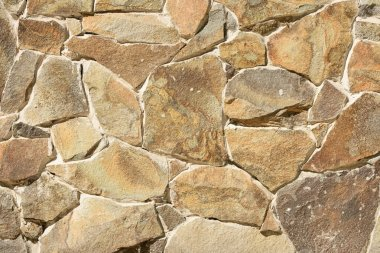 full frame image of stone wall background