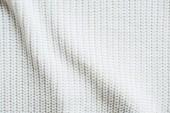 celý rám obrazu pozadí bílé Vlněné tkaniny