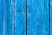 plnoformátovým modré Dřevěná prkna jako pozadí