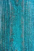 Fotografie full-Frame-grunge blau aus Holz Textur als Hintergrund