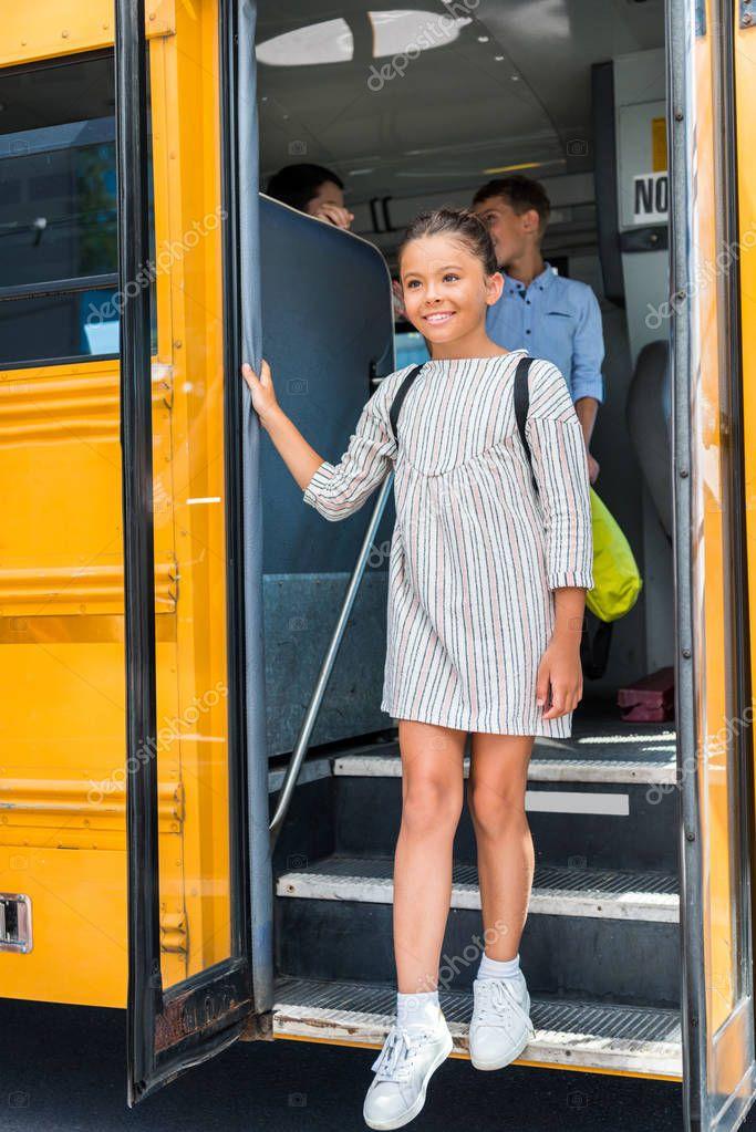School bus pantie