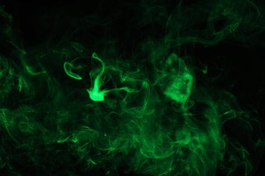 abstract smoky mystical dark background