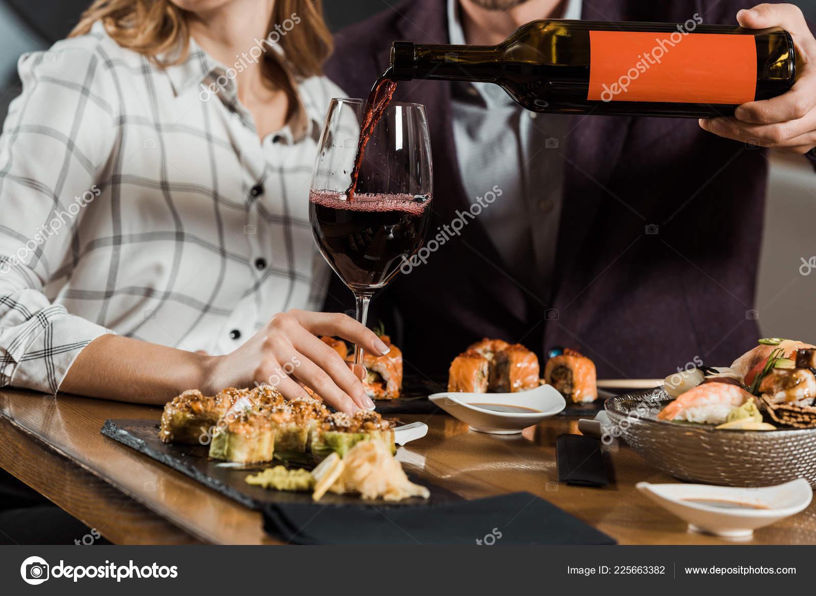 diner au verre