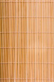 Interlaced sushi bamboo mat texture