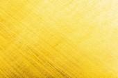 pohled shora žluté akvarel štětce s kopií prostor