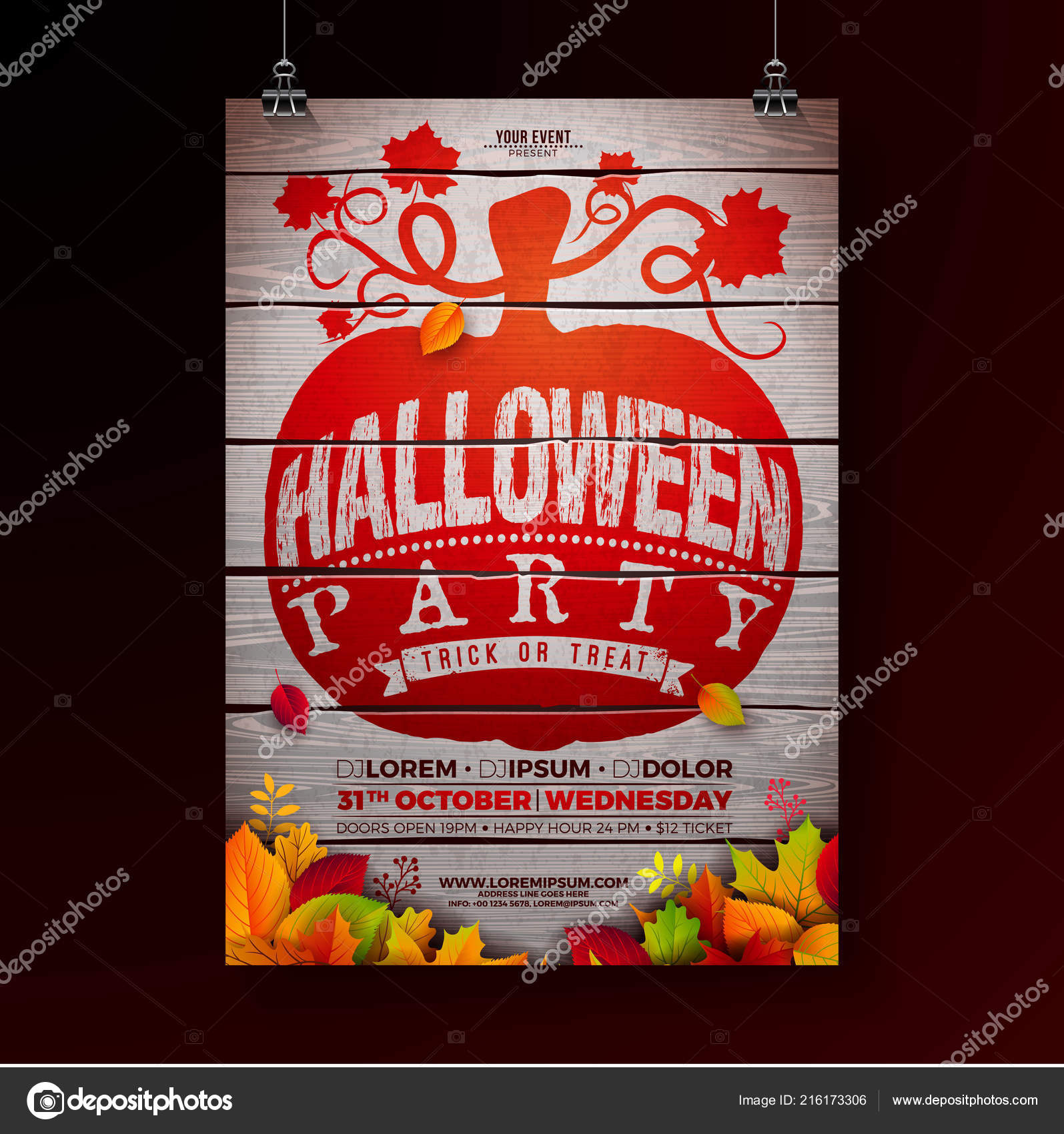 Halloween Party Design - theminecraftserver.com - Best Resume Templates