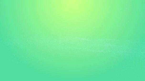 Részecskék a puha háttér absztrakt / animáció egy absztrakt-részecske összesített alakzat áthelyezése