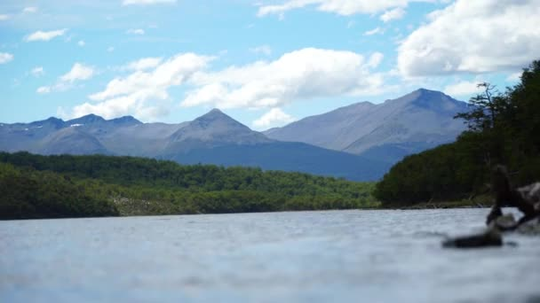 Ushuaia Landscapes and Lakes in Argentina