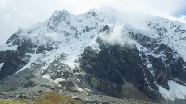 Salkantay Trekking in the Mountains