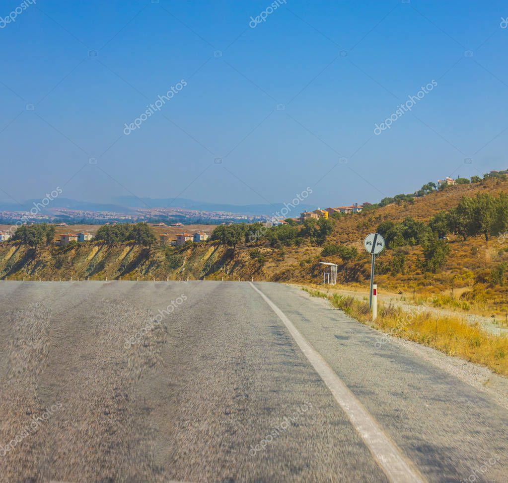 highway, road, motorway background unit isolate