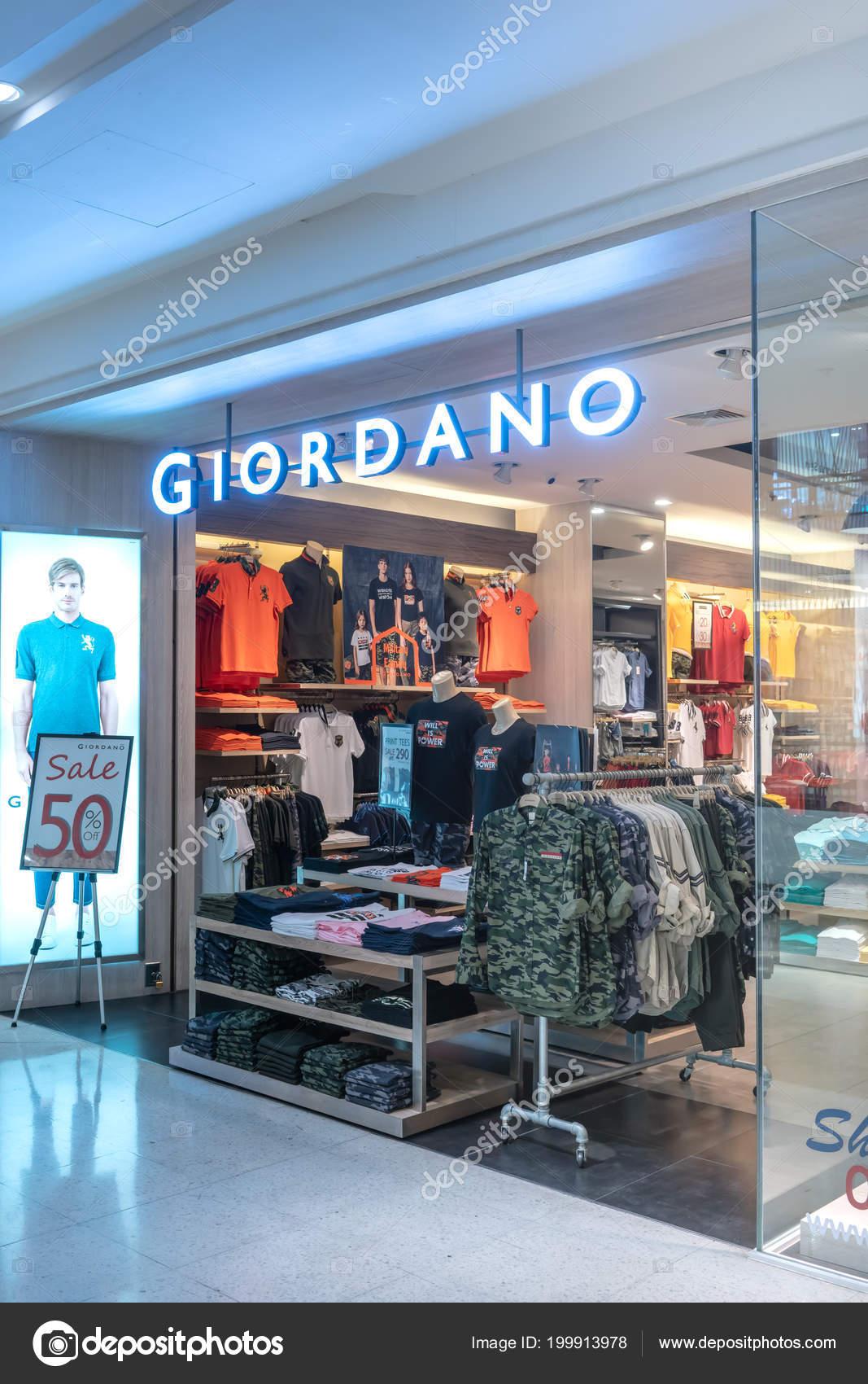 Giordano mega bangna   Giordano Shop Mega Bangna Bangkok