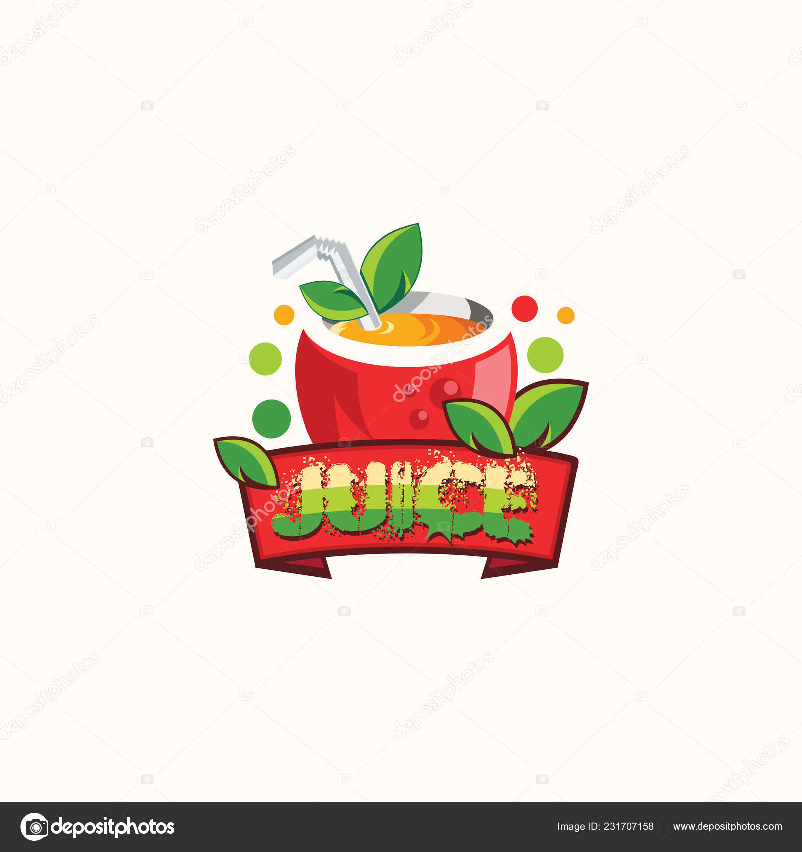 fruit juice logo design fruit juice logo design fresh drink logo vector stock vector c wahyutriasyadi84 gmail com 231707158 https depositphotos com 231707158 stock illustration fruit juice logo design fresh html