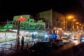 Jeruzalémská scéna v noci