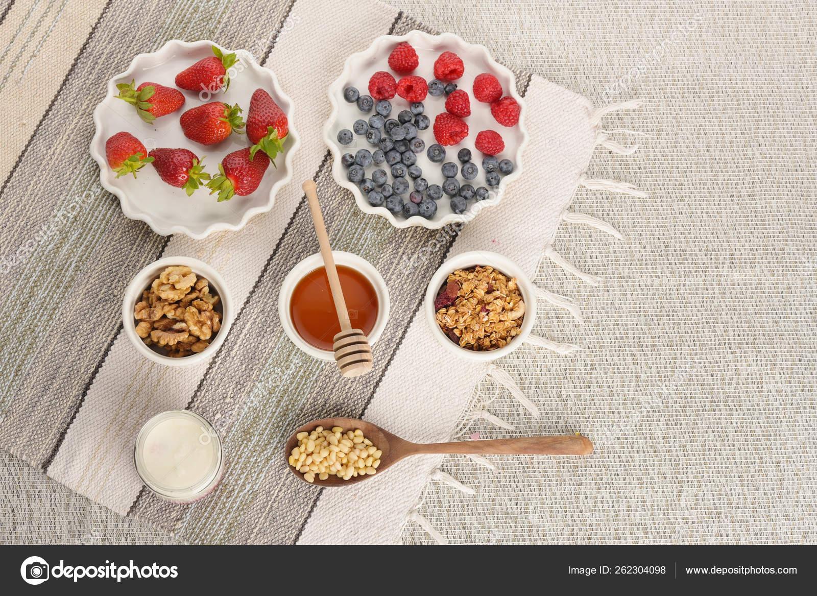 Dieta del yogur y fruta