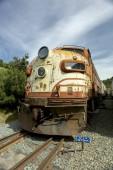 Niles Canyon Rail Yard 12