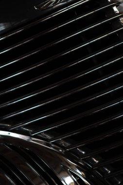 Brilliant, chrome radiator, rarity, vintage car.