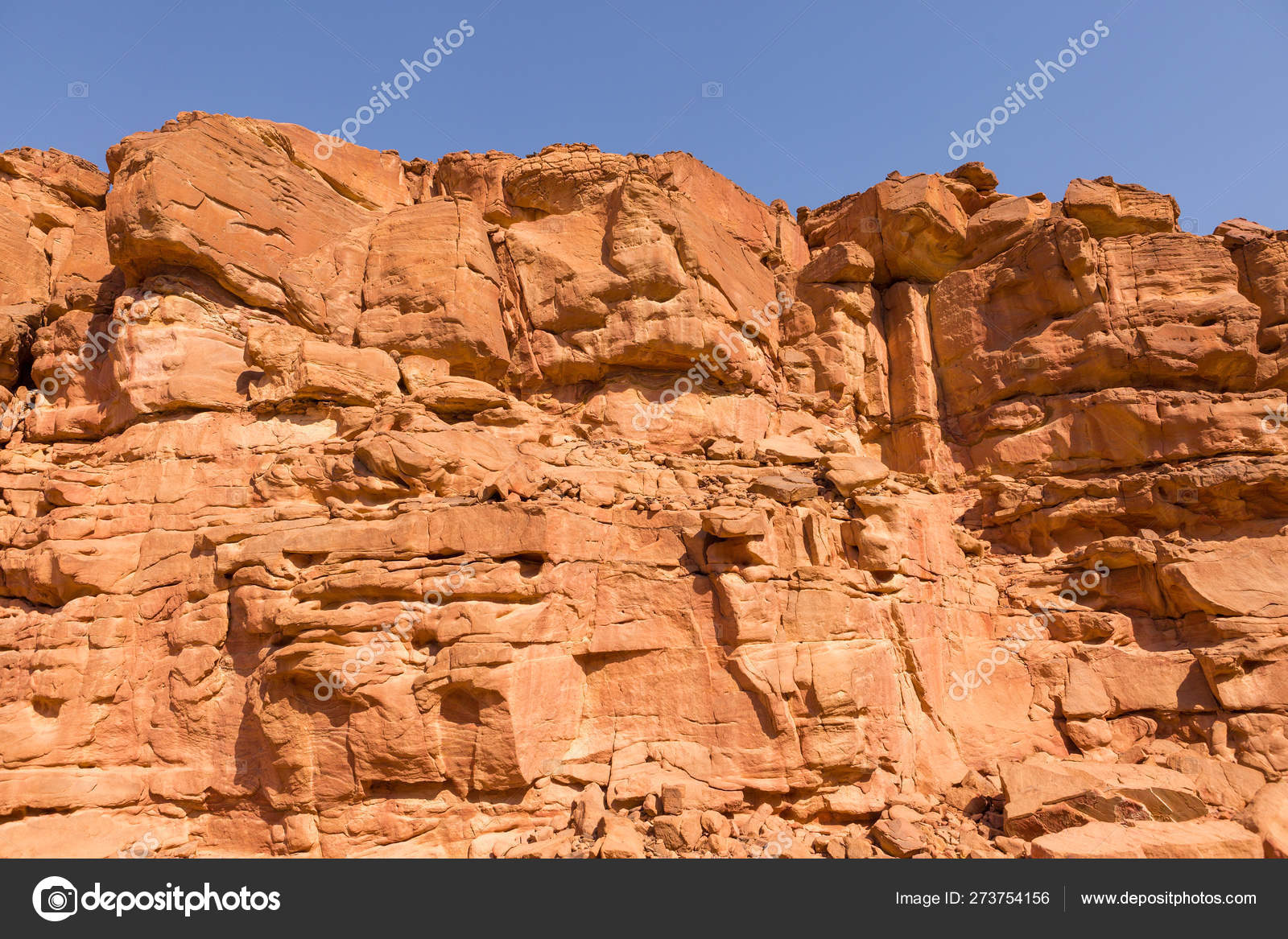 Desert Rocks Multicolored Sandstone Background Coloured Canyon Rock Formation South Stock Photo Image By C Antonmaster 273754156