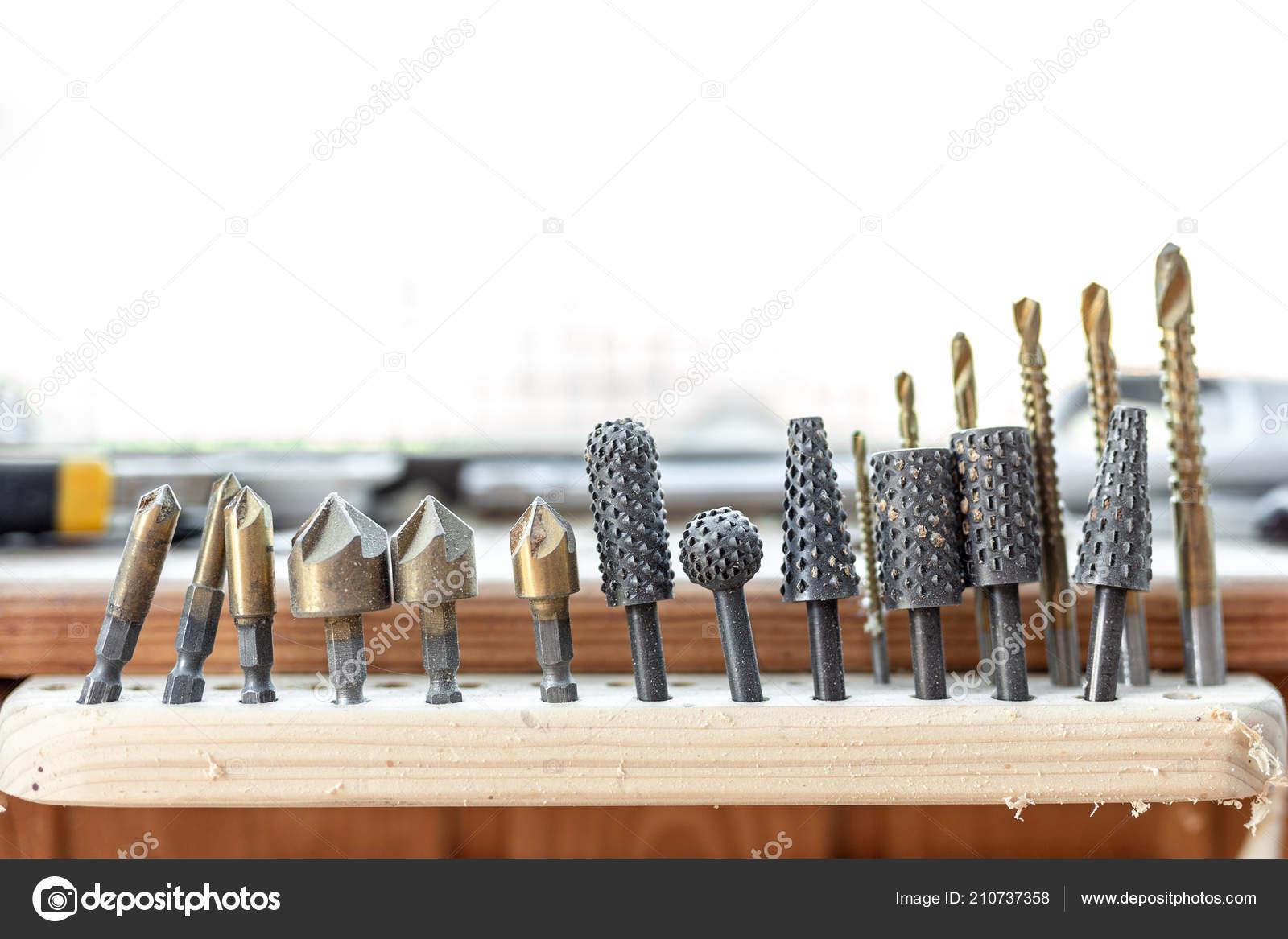 Close Woodwork Tool Set Rasp File Burr Countersink Kit