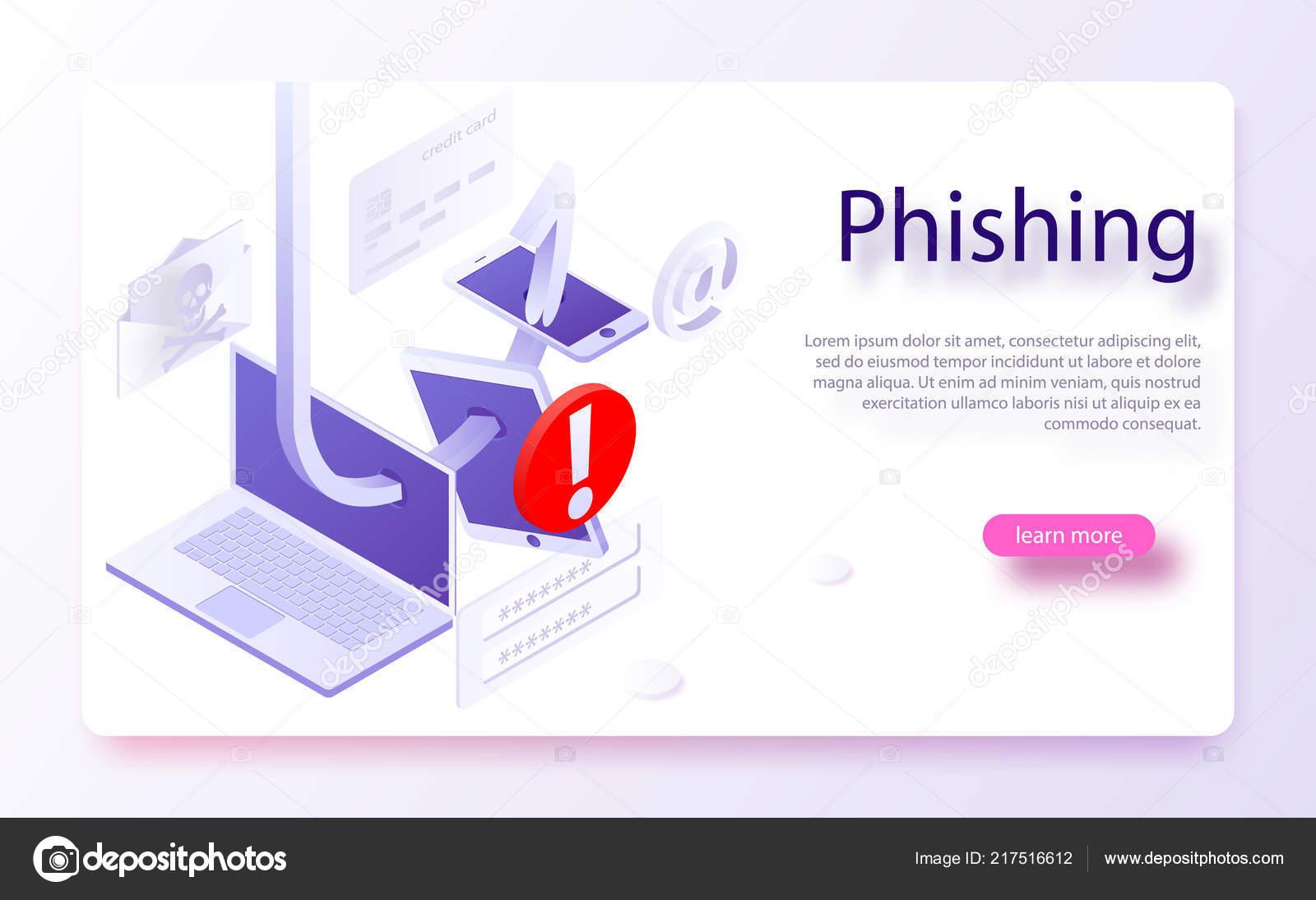 online podvody typu phishing