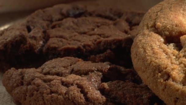 Předkrm amerických cookies