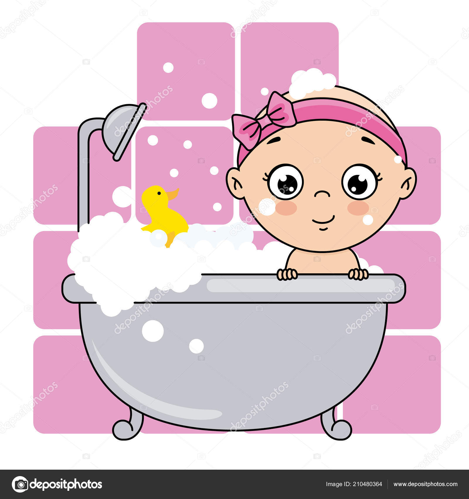 Ni a ba ndose ba era tarjeta ducha beb archivo - Banera ninos para ducha ...