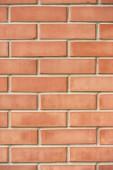 Fotografie plnoformátový pohled cihlové zdi texturou pozadí