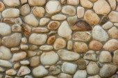 rough weathered stone wall texture, full frame background