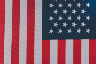 united states of america national flag, memorial day concept